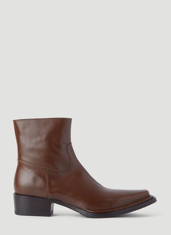 Acne Studios Ankle Boots 1