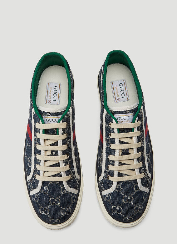 Gucci 1977 GG Tennis Sneakers 2