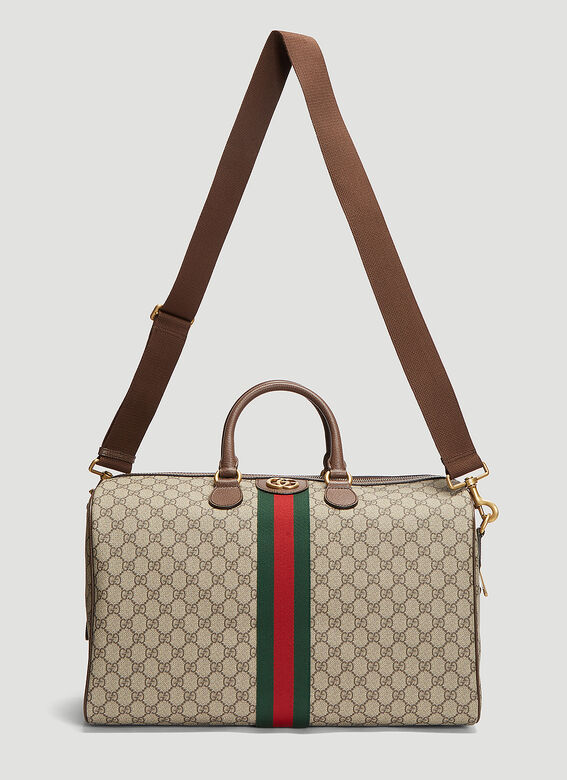 Gucci Ophidia GG Medium Carry-On Duffle Bag 5