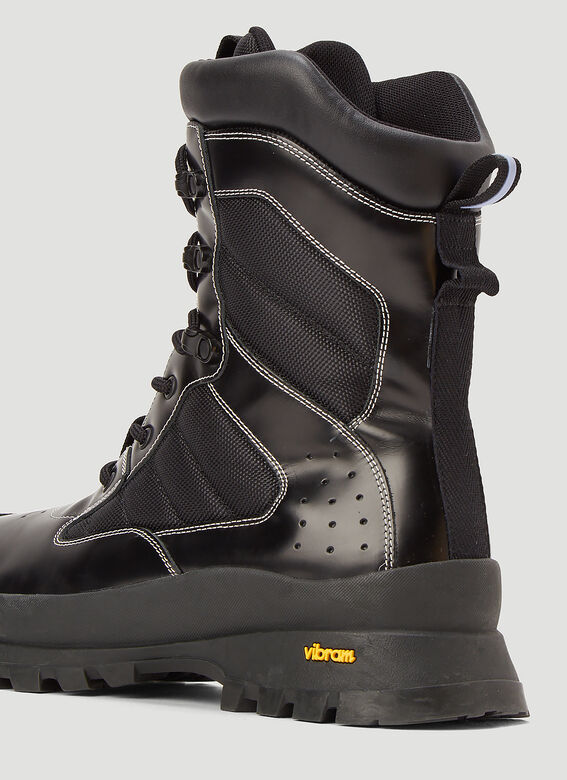 MCQ Lace-Up Boots 5