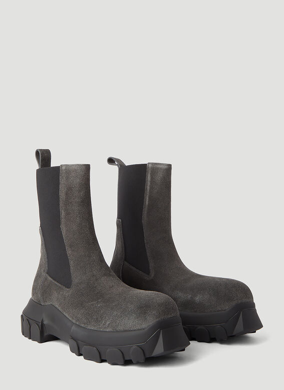 Rick Owens Beatle Bozo Tractor Boots 2