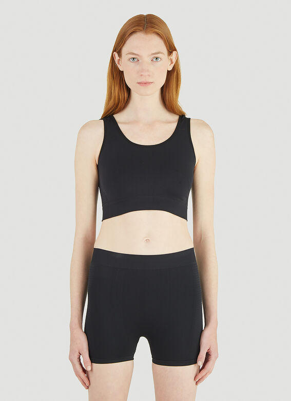Rick Owens Stretch Cropped Top 1