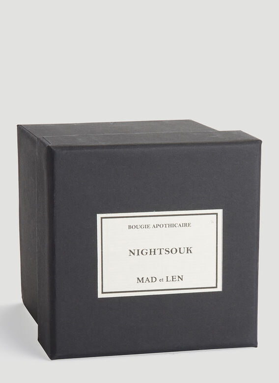 Mad & Len Night Souk Candle 4