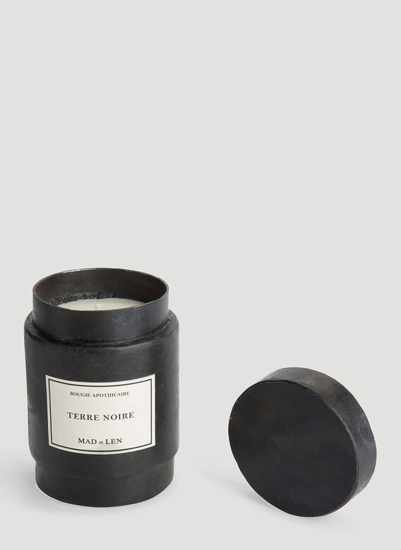 Mad & Len Small Terre Noire Candle 2