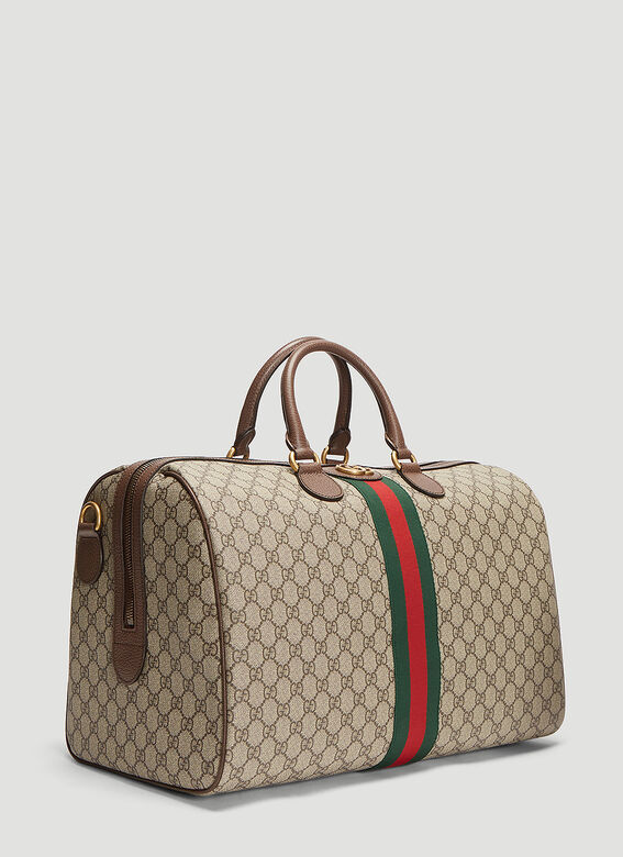 Gucci Ophidia GG Medium Carry-On Duffle Bag 3