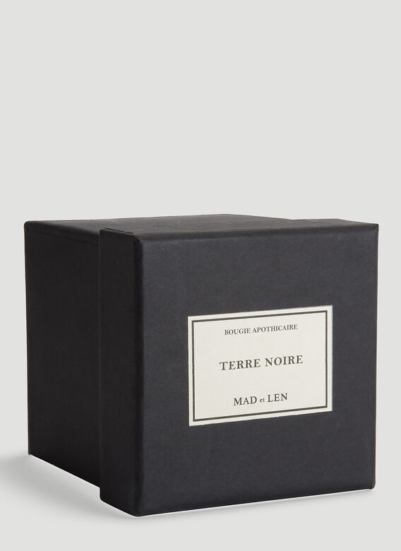 Mad & Len Small Terre Noire Candle 5