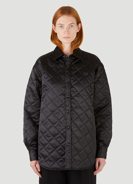 Acne Studios Lightweight Quilted Jacket 1