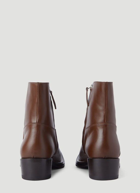 Acne Studios Ankle Boots 4