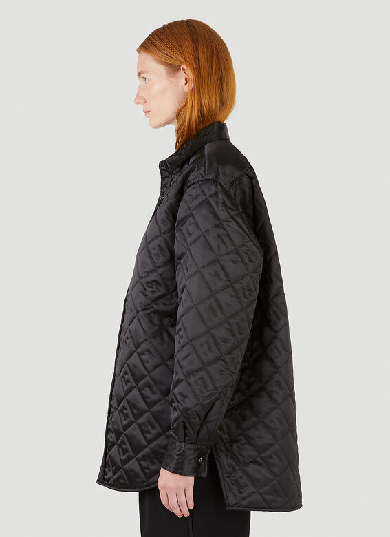 Acne Studios Lightweight Quilted Jacket 3