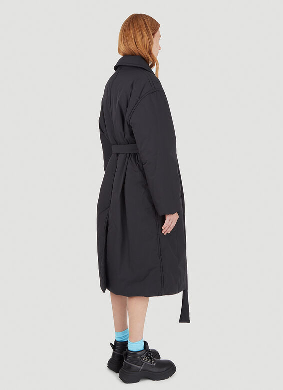 Acne Studios Belted Padded Coat 4