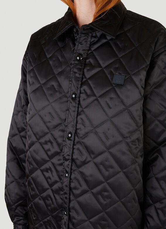 Acne Studios Lightweight Quilted Jacket 5