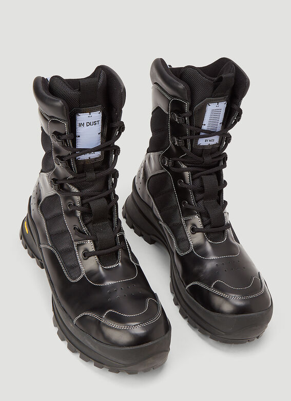 MCQ Lace-Up Boots 2