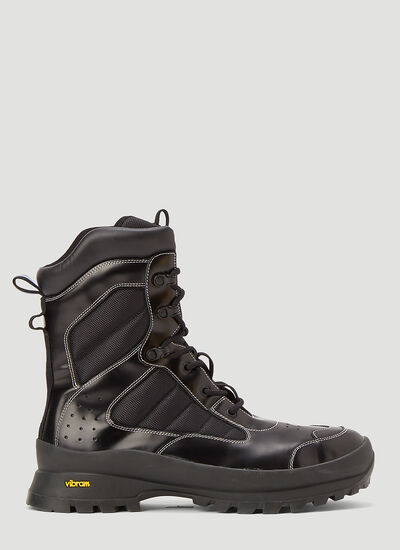 MCQ Lace-Up Boots