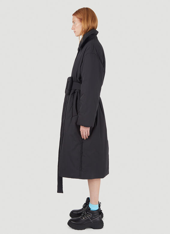 Acne Studios Belted Padded Coat 3