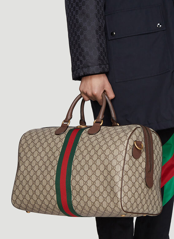 Gucci Ophidia GG Medium Carry-On Duffle Bag 2
