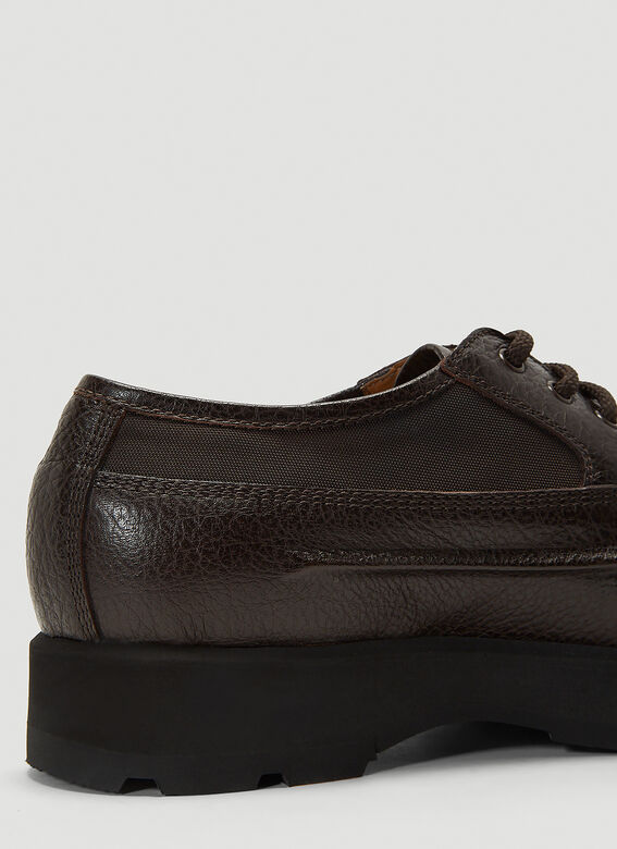 Acne Studios Leather Derby Shoes 5