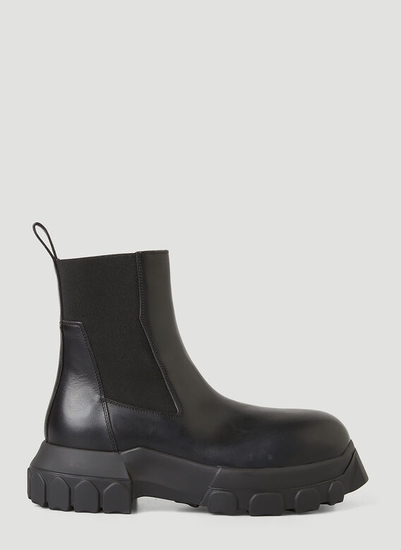 Rick Owens Bozo Tractor Stocking Boots 1