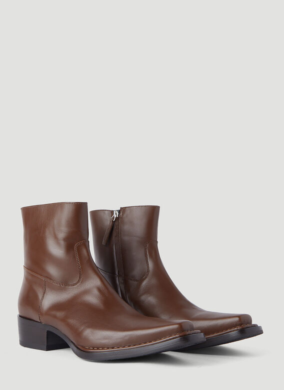 Acne Studios Ankle Boots 2