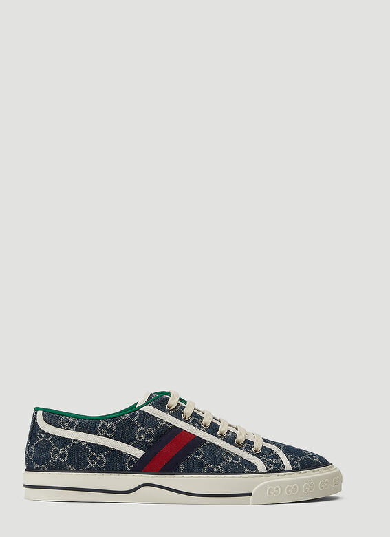 Gucci 1977 GG Tennis Sneakers 1