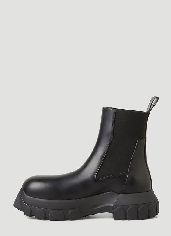 Rick Owens Bozo Tractor Stocking Boots 3