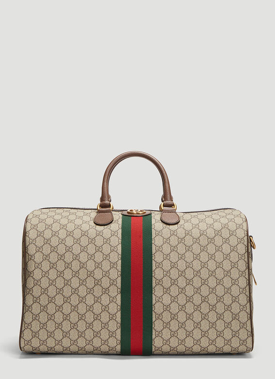 Gucci Ophidia GG Medium Carry-On Duffle Bag 1