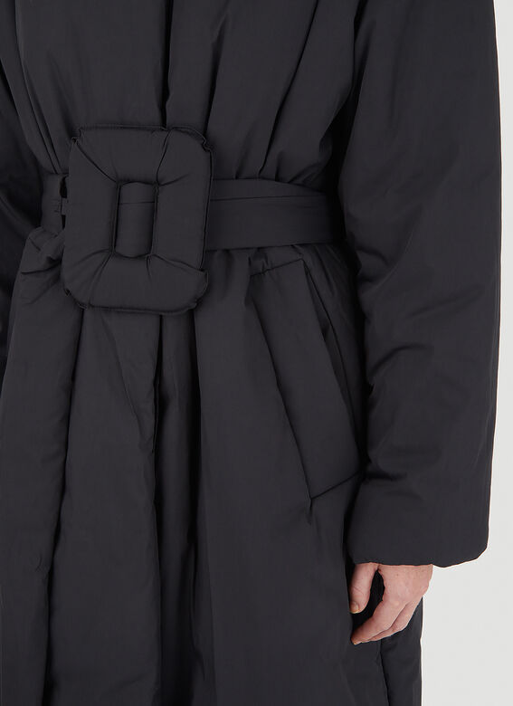 Acne Studios Belted Padded Coat 5
