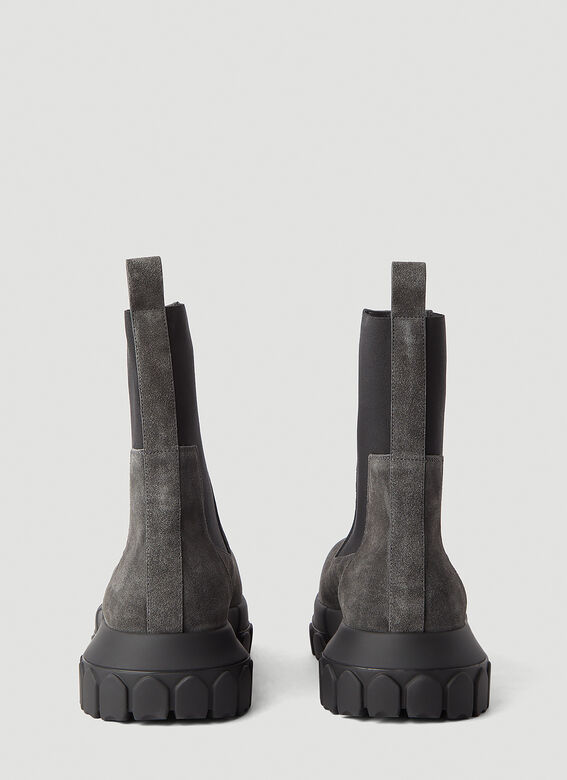 Rick Owens Beatle Bozo Tractor Boots 4
