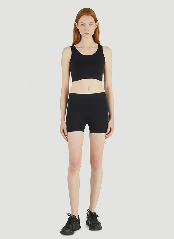 Rick Owens Stretch Cropped Top 2