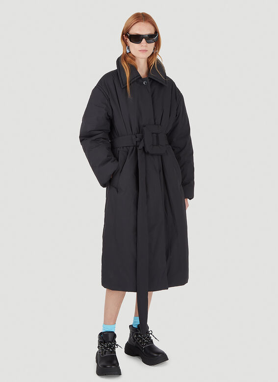 Acne Studios Belted Padded Coat 2