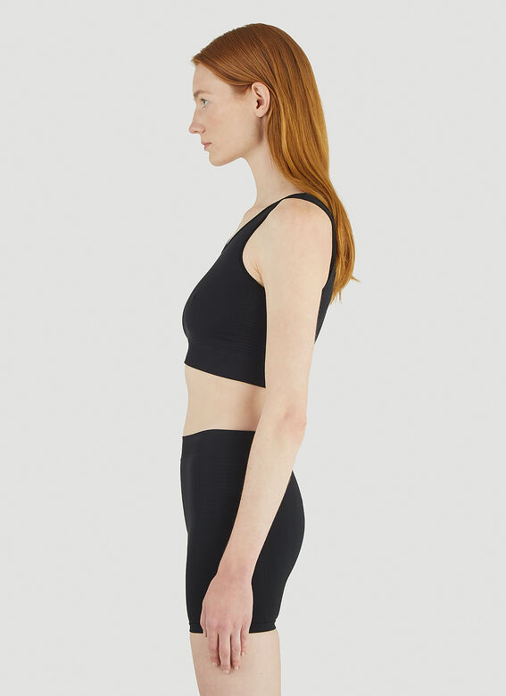 Rick Owens Stretch Cropped Top 3