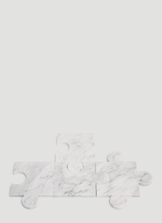 Tre Product Marble Puzzle Coasters 2