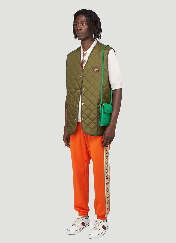 Gucci Quilted Gilet 2