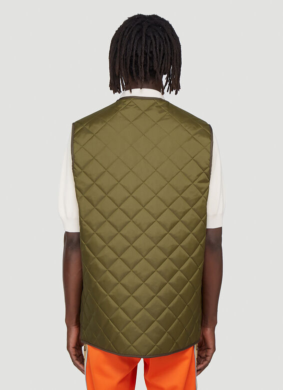 Gucci Quilted Gilet 4