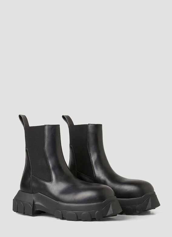 Rick Owens Bozo Tractor Stocking Boots 2