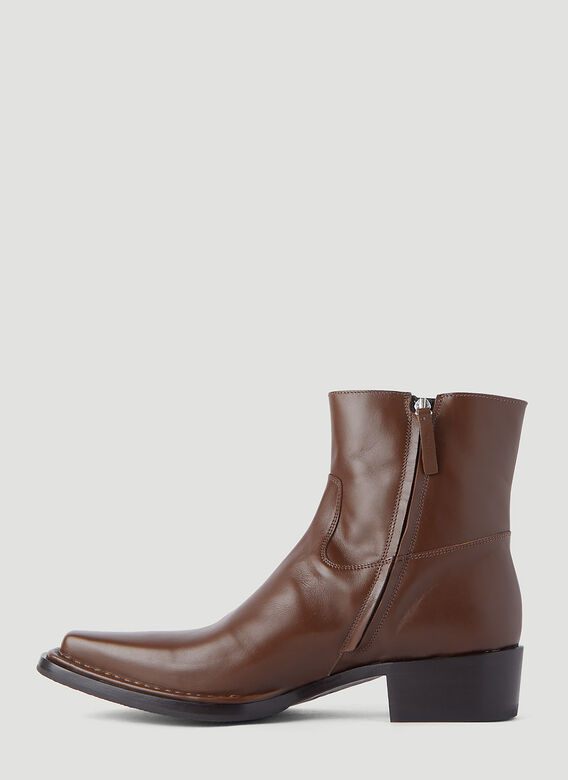 Acne Studios Ankle Boots 3