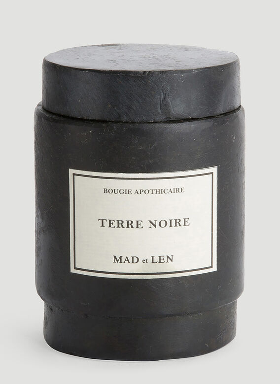 Mad & Len Small Terre Noire Candle 1