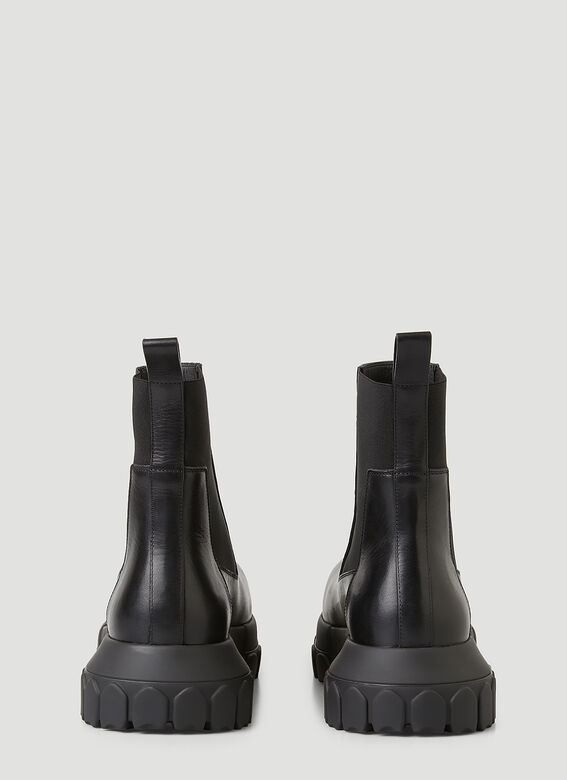 Rick Owens Bozo Tractor Stocking Boots 4