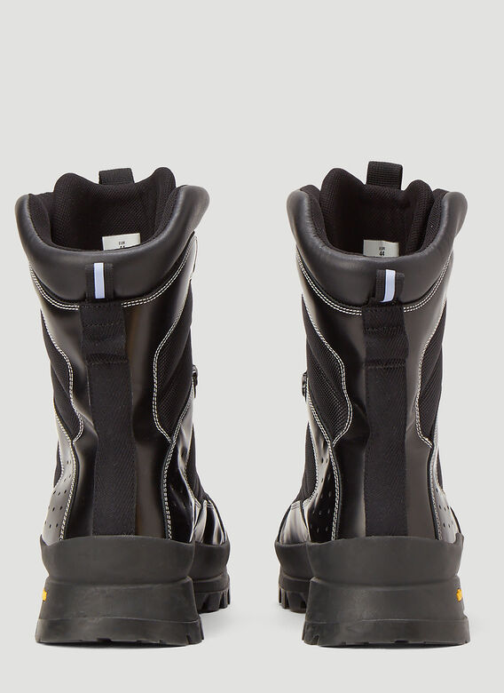 MCQ Lace-Up Boots 4