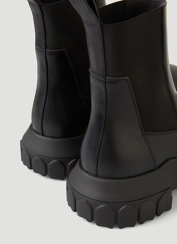 Rick Owens Bozo Tractor Stocking Boots 5