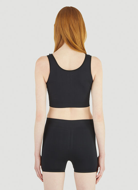 Rick Owens Stretch Cropped Top 4