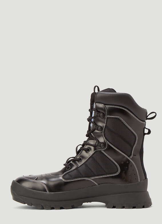 MCQ Lace-Up Boots 3