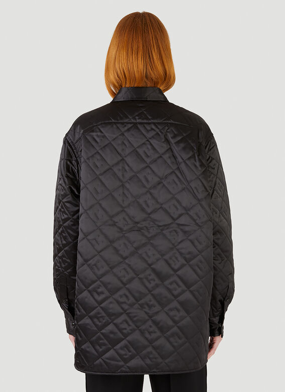 Acne Studios Lightweight Quilted Jacket 4