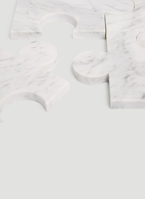 Tre Product Marble Puzzle Coasters 3